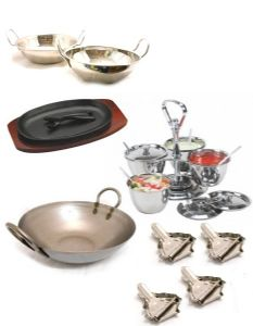 The Luxury Indian Tableware Gift Collection | Buy Online at The Asian Cookshop.